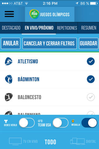 Telemundo Deportes - En Vivo screenshot 3