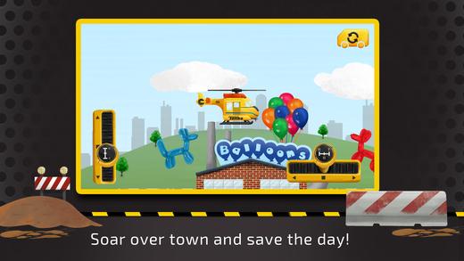 Tonka Trucks Around Town Screenshot