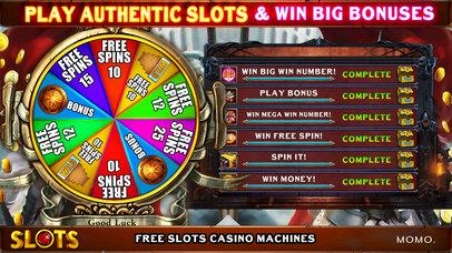 Screenshot 2 Slots — The Sorcerer Alliance