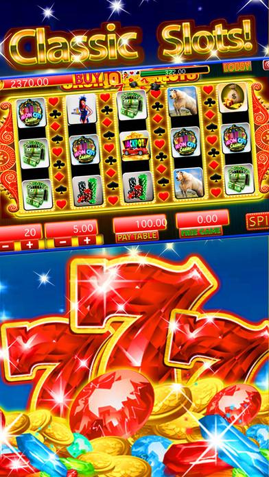 Screenshot 1 SLOTS — Free Casino Game — Spin Hot Reels At Vegas