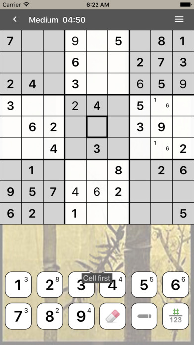 Screenshots of Sudoku (Full Version) for iPhone