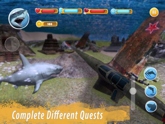 Shark Family Simulator Full screenshot 8