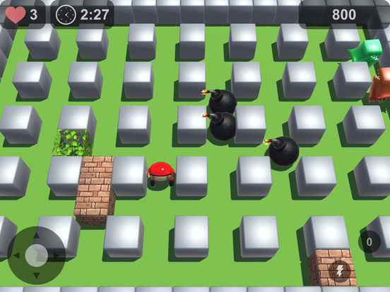 Bomb Hero 3D Screenshots