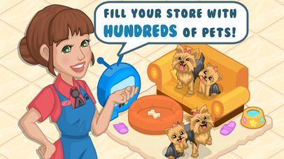 Screenshots of Pet Shop Story™ for iPhone