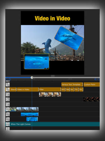 MovieSpirit - Movie Maker Pro screenshot 1