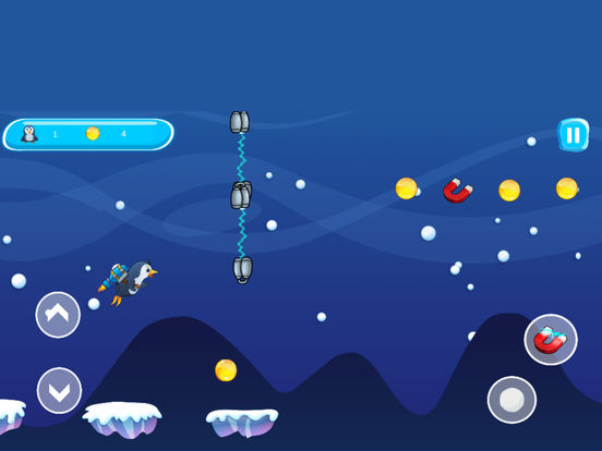Penguin Flyer screenshot 9