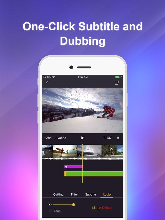 CoolPixel - Amazing Video Editor Screenshots