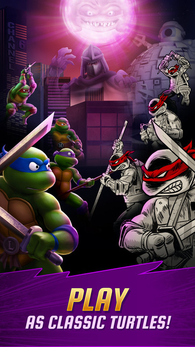 Redeem Codes For Teenage Mutant Ninja Turtles Legends
