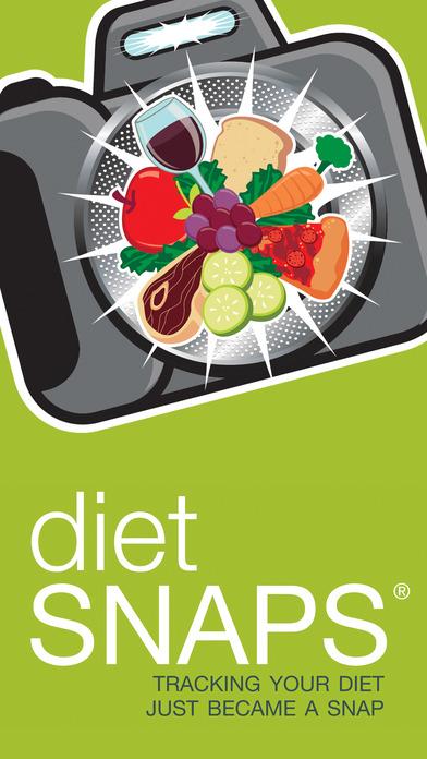 dietSNAPS iPhone Screenshot 1