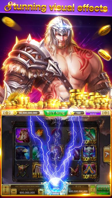 Screenshot 3 Slots — Limited Spins
