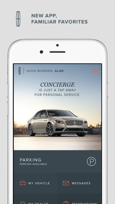 the lincoln way lincoln motor company owner app on the. Black Bedroom Furniture Sets. Home Design Ideas