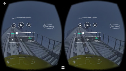 VR Roller Coaster World - Virtual Reality screenshot 3
