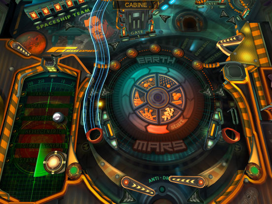 Red Planet Pinball - Mars Expedition Screenshots