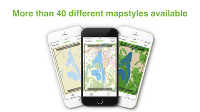 MapTiler: maptile packager and exporter screenshot 3