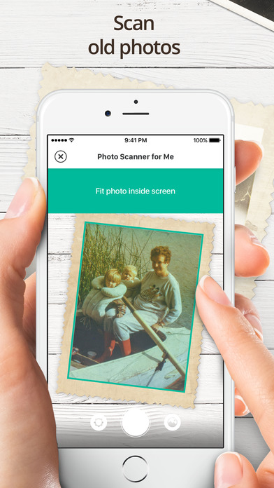 Photo Scanner for Me - Scan Old Photos and Albums iPhone
