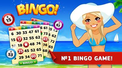 Screenshot 1 Настоящие турниры по Бинго на тропическом острове