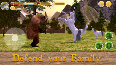 Unicorn Family Simulator Full screenshot 3