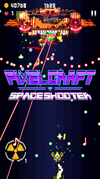 Pixel Craft - Space Shooter screenshot 5