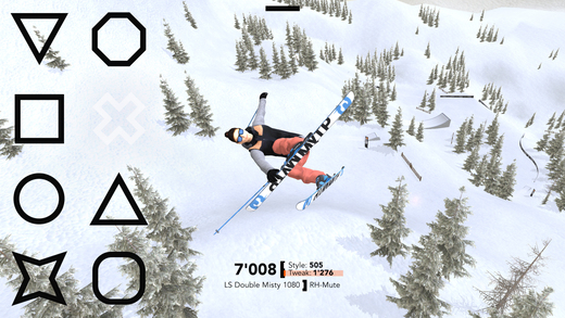 MyTP 3 - Snowboard, Freeski and Skateboard Screenshot