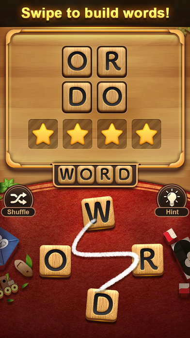 Word Connect ¤ screenshot 1