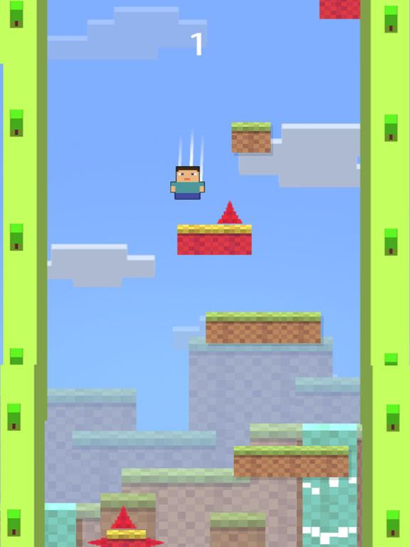 Pixel Boy Spike Jumper screenshot 6