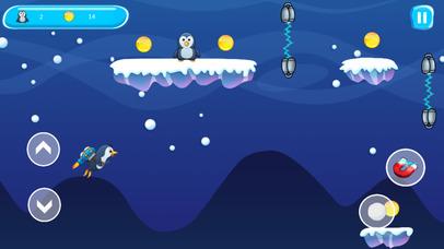 Penguin Flyer screenshot 2