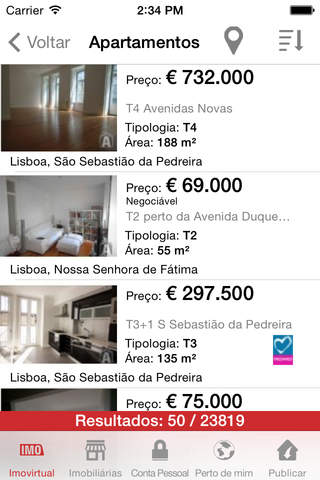 Imovirtual: Portal Imobiliário screenshot 3