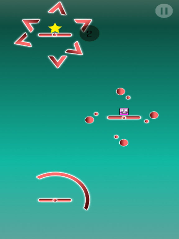 Mr. Cube Shape Dash screenshot 6