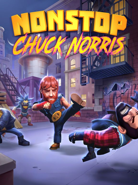 Nonstop Chuck Norris screenshot 6