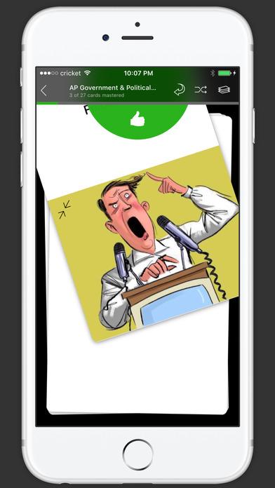Go 플래시카드 - 플래시카드 학습 및 암기 어플리케이션 앱스토어 스크린샷