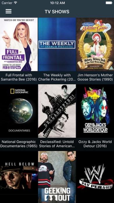 Lastest Box - Movie & TV show Info for cinema Screenshots
