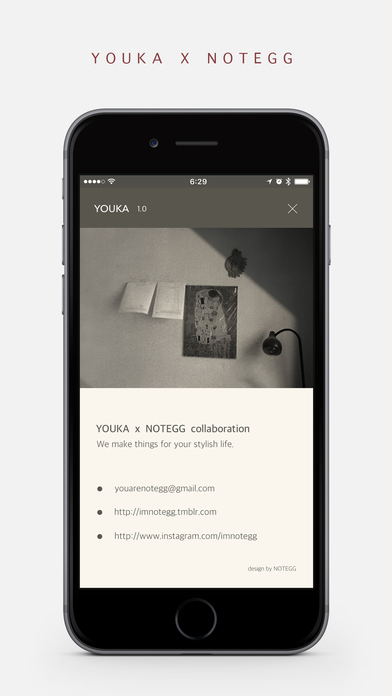 YOUKA - Emotional Picture Diary Apps for iPhone/iPad screenshot