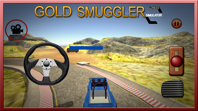 Gold Smuggler And Real Transporter Game screenshot 3