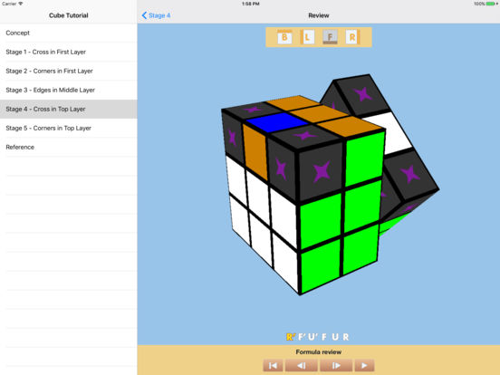 Cube Tutorial iPad Screenshot 4