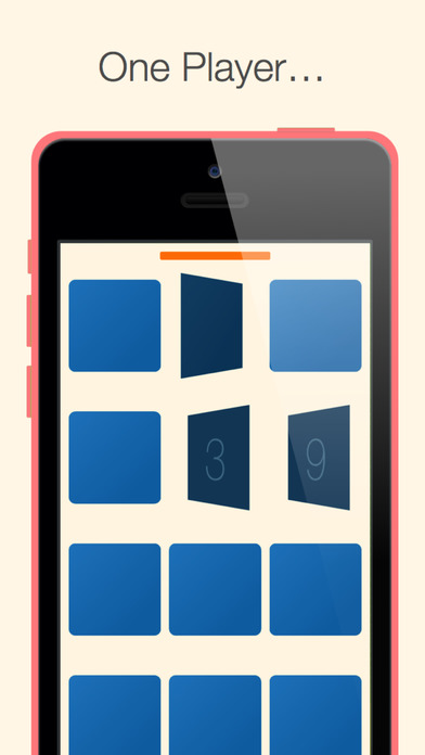 FlipMemory iPhone Screenshot 2
