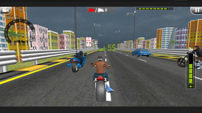 Top Bike Moto Rider City 2k17 screenshot 5