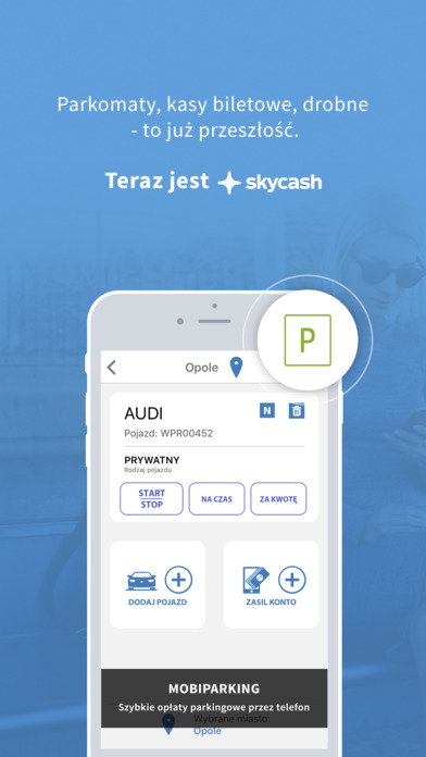 SkyCash iPhone Screenshot 3