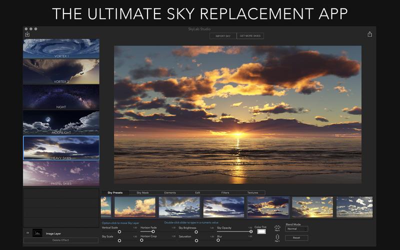 SkyLab Studio Screenshots