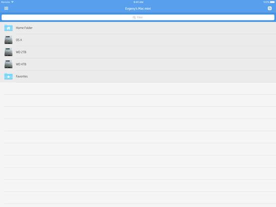 USB Drive, Video & Music Player for Mac [PRO] Screenshots