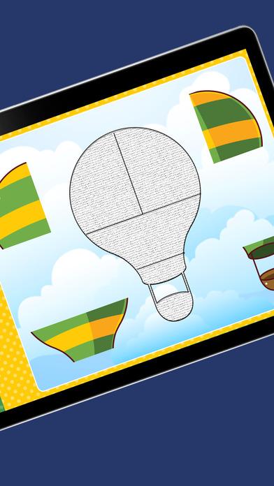 Скриншот Детские пазлы игры для мальчиков детей и малышей