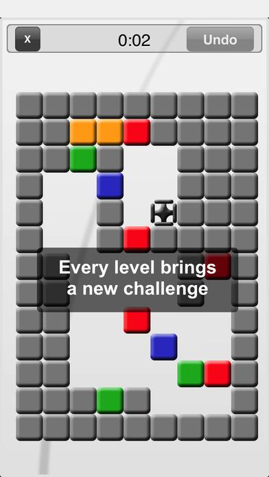 Disacol Free Puzzle iPhone Screenshot 4