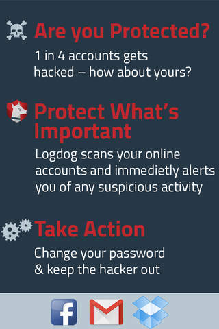 LogDog – Mobile Security screenshot 2