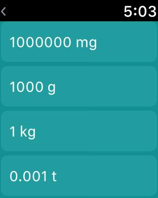 Universal converter free: Converts all units of measurement iPhone Screenshot 10