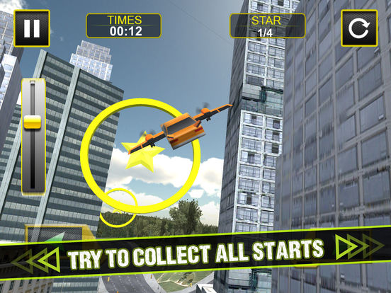 Extreme - Flying Car screenshot 6