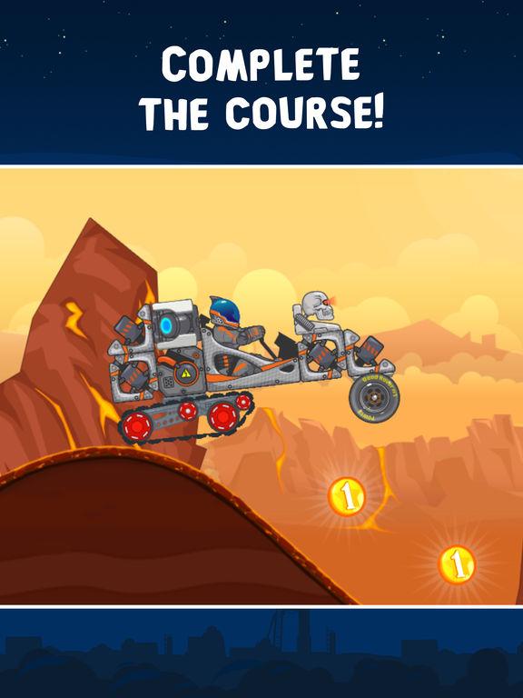 RoverCraft Racing screenshot 7