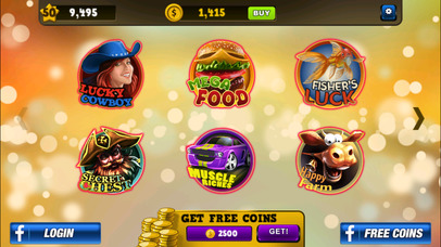Screenshot 1 Slots Party — Vegas Casino Slot Machines