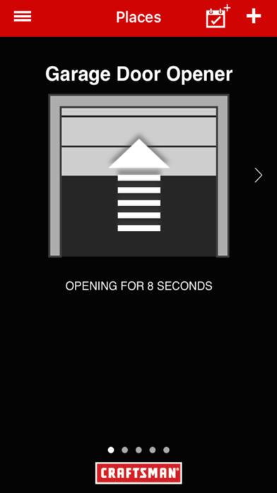 Overhead Door Applications : Craftsman smart garage door opener on the app store
