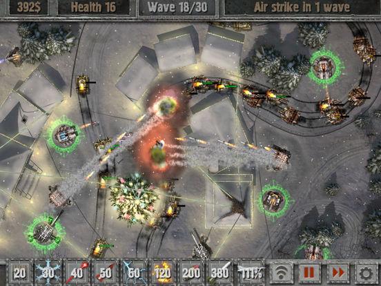 战地防御2 HD截图2