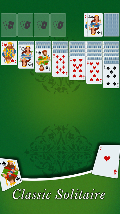 Screenshot 1 Solitaire — Free Card Games and Spider Solitare