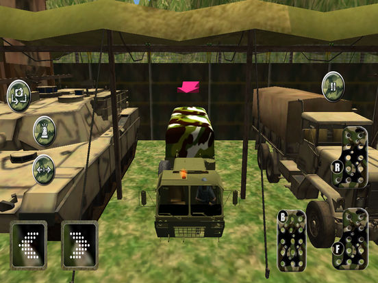 Military Speed Truck Drive Game Скриншоты9